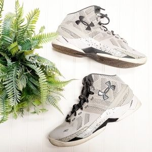 Under Armour Shoes - 🎉Under Armour Steph Curry The Storm Gray Sneaker